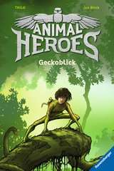 Animal Heroes (Vol. 3): Geck Gaze - image 1 - Click to Zoom