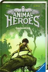 Animal Heroes (Vol. 3): Geck Gaze - image 2 - Click to Zoom