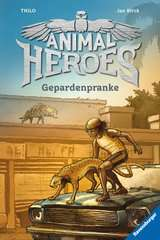 Animal Heroes (Vol. 4): Cheetah Paws - image 1 - Click to Zoom