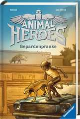 Animal Heroes (Vol. 4): Cheetah Paws - image 2 - Click to Zoom