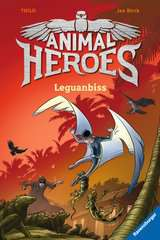 Animal Heroes (Vol. 5): Iguana Bite - image 1 - Click to Zoom