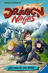 Dragon Ninjas (Vol. 1): The Dragon of the Mountains - image 1 - Click to Zoom