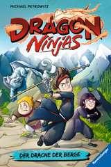 Dragon Ninjas, Band 1: Der Drache der Berge - Bild 1 - Klicken zum Vergößern