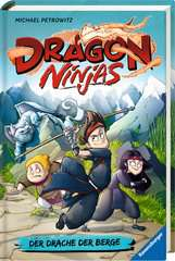 Dragon Ninjas (Vol. 1): The Dragon of the Mountains - image 2 - Click to Zoom