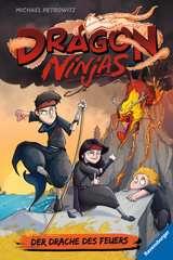 Dragon Ninjas, Band 2: Der Drache des Feuers - Bild 1 - Klicken zum Vergößern