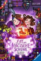 Lilly's Magical Shoes, Volume 1: The Secret Workshop - image 1 - Click to Zoom