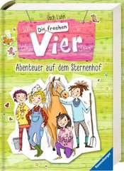 Die frechen Vier, Band 1 & 2: Abenteuer auf dem Sternenhof Bücher;Kinderbücher - Bild 2 - Ravensburger