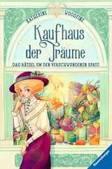 Kaufhaus der Träume, Band 1:  Das Rätsel um den verschwundenen Spatz Bücher;Kinderbücher - Bild 1 - Ravensburger