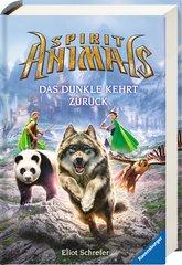Spirit Animals, Band 8: Das Dunkle kehrt zurück - Bild 2 - Klicken zum Vergößern