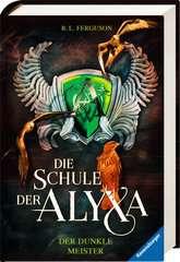 Die Schule der Alyxa, Band 1: Der dunkle Meister - Bild 2 - Klicken zum Vergößern