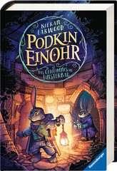 Podkin Einohr, Band 2: Das Geheimnis im Finsterbau - Bild 2 - Klicken zum Vergößern