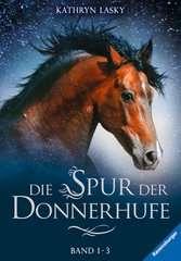 Die Spur der Donnerhufe, Band 1-3: Flammenschlucht, Sternenfeuer, Nebelberge - Bild 1 - Klicken zum Vergößern