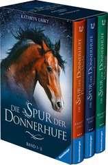 Die Spur der Donnerhufe, Band 1-3: Flammenschlucht, Sternenfeuer, Nebelberge - Bild 2 - Klicken zum Vergößern