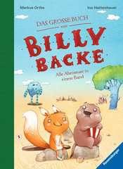 Das große Buch von Billy Backe - Bild 1 - Klicken zum Vergößern