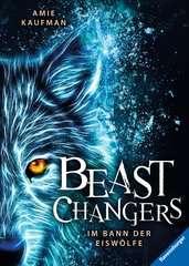 Beast Changers, Band 1: Im Bann der Eiswölfe - Bild 1 - Klicken zum Vergößern
