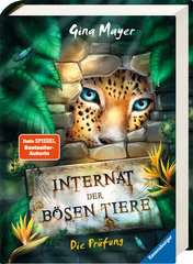 Boarding School of Evil Animals (Vol. 1): The Test - image 2 - Click to Zoom