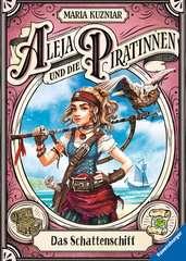 Aleja und die Piratinnen, Band 1: Das Schattenschiff - Bild 1 - Klicken zum Vergößern