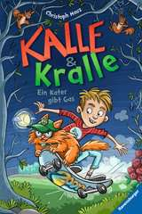 Kalle & Kralle, volume 1: A Tom Cat Gets Moving - image 1 - Click to Zoom