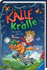 Kalle & Kralle, volume 1: A Tom Cat Gets Moving - image 2 - Click to Zoom