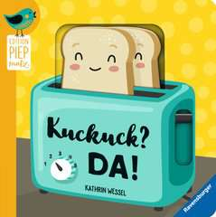 Edition Piepmatz: Peekaboo! - image 1 - Click to Zoom
