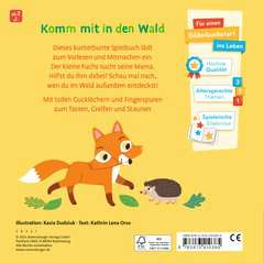 My First Play and Find Book About the Little Fox - image 3 - Click to Zoom