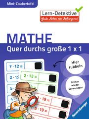 Quer durchs große 1 x 1 Lernen und Fördern;Lernbücher - Bild 1 - Ravensburger