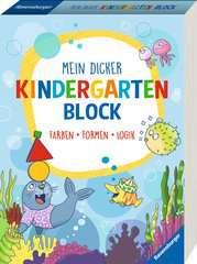 Mein dicker Kindergartenblock - Bild 2 - Klicken zum Vergößern