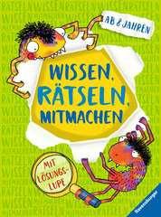 Wissen, Rätseln, Mitmachen Lernen und Fördern;Lernbücher - Bild 1 - Ravensburger