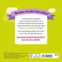 Im Kindergarten: Schneiden und Kleben - Bild 3 - Klicken zum Vergößern