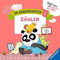 Im Kindergarten: Zählen - Bild 1 - Klicken zum Vergößern