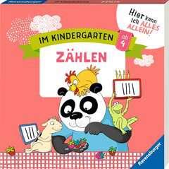 Im Kindergarten: Zählen - Bild 2 - Klicken zum Vergößern