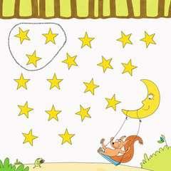 Im Kindergarten: Zählen - Bild 4 - Klicken zum Vergößern