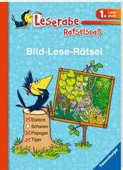 Bild-Lese-Rätsel (1. Lesestufe) - Bild 2 - Klicken zum Vergößern