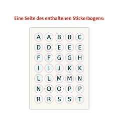 Buchstaben-Sticker-Rätsel - Bild 6 - Klicken zum Vergößern