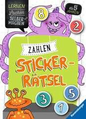 Zahlen-Sticker-Rätsel - Bild 1 - Klicken zum Vergößern