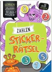 Zahlen-Sticker-Rätsel - Bild 2 - Klicken zum Vergößern