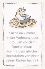 Kartenspiel Erste Buchstaben - Bild 7 - Klicken zum Vergößern