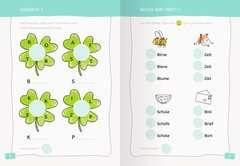 Erstes Lesen Sticker-Rätsel - Bild 5 - Klicken zum Vergößern