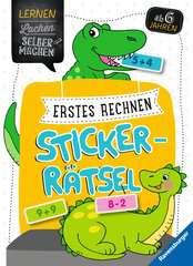 Erstes Rechnen Sticker-Rätsel - Bild 1 - Klicken zum Vergößern