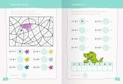 Erstes Rechnen Sticker-Rätsel - Bild 4 - Klicken zum Vergößern