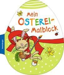 Mein Osterei-Malblock - Bild 1 - Klicken zum Vergößern