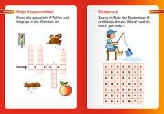 Kunterbunte Rätsel zum Lesenlernen (1. Lesestufe) - Bild 4 - Klicken zum Vergößern