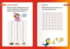 Kunterbunte Rätsel zum Lesenlernen (1. Lesestufe) - Bild 5 - Klicken zum Vergößern