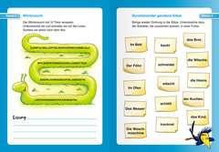 Kunterbunte Rätsel zum Lesenlernen (2. Lesestufe) - Bild 5 - Klicken zum Vergößern