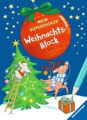 Mein superdicker Weihnachtsblock - Bild 1 - Klicken zum Vergößern