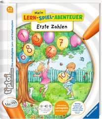 tiptoi® Erste Zahlen Lernen und Fördern;Lernhilfen - Bild 2 - Ravensburger