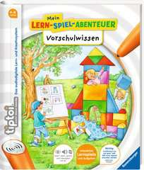 tiptoi® Vorschulwissen Lernen und Fördern;Lernhilfen - Bild 2 - Ravensburger