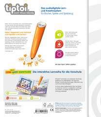 tiptoi® Vorschulwissen Lernen und Fördern;Lernhilfen - Bild 3 - Ravensburger