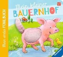 Mein erstes Fühlbuch: Mein kleiner Bauernhof - Bild 1 - Klicken zum Vergößern