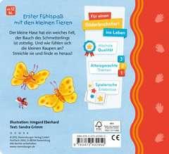 Mein erstes Fühlbuch: Kribbel, krabbel, Käferchen - Bild 3 - Klicken zum Vergößern